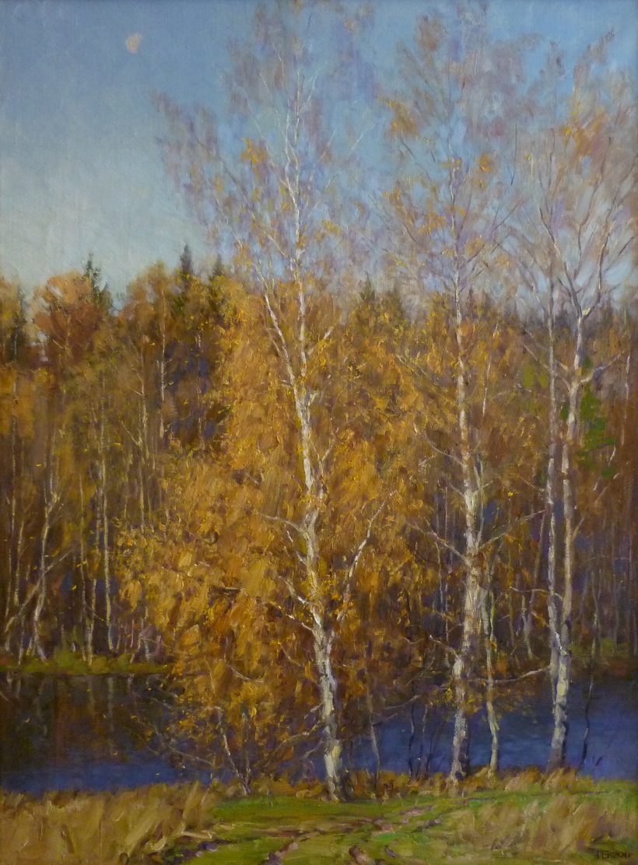 Осень. 2011. 80 х 60